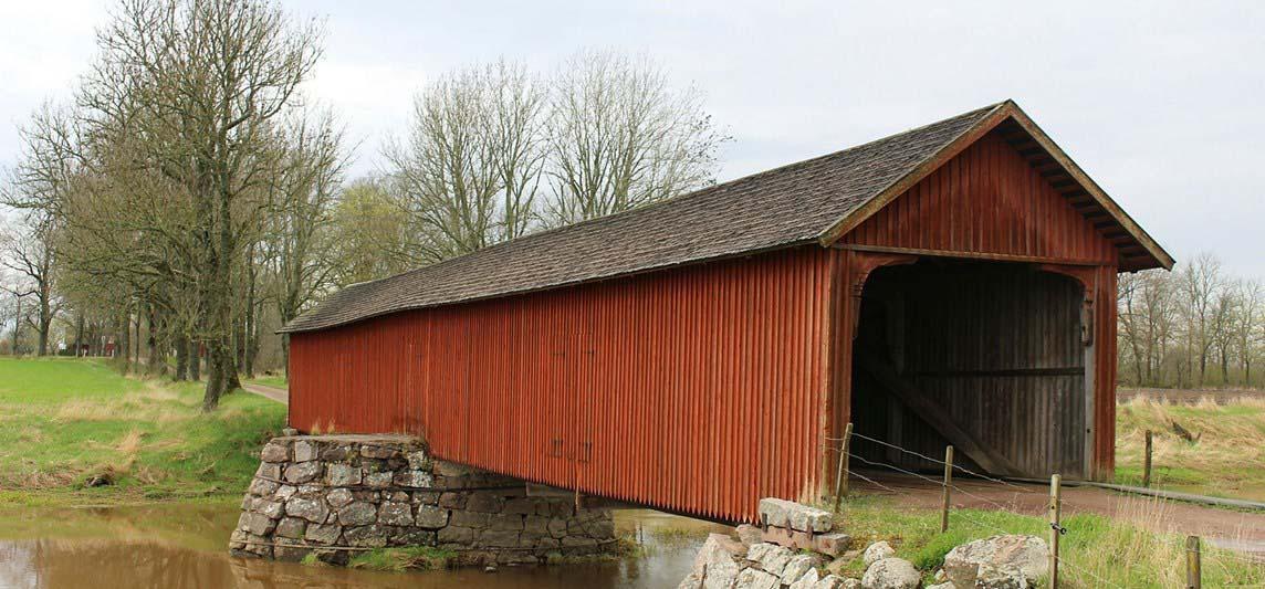 Vaholms övertäckta bro